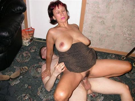 Mom Chokes On Sons Cock