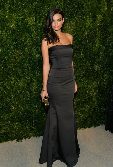 {41 Pics} - Emily Ratajkowski at the 11th Annual CFDA ...