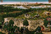 """""""The Stag Hunt of the Elector Johann Friedrich of Saxony ..."""