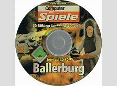 Ballerburg Castle Siege 2003 PlayStation box cover art