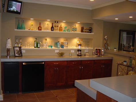 walk up bar cabinets home bar designs and basement plans custom ideas pictures
