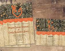The Hunt Is Over Wedding Invitation W RSVP Or By TheInkBasket Camo And Orange Wedding Invitations Wedding Ideas And Rustic Country Camo Orange Bow Wedding RSVP 3 5 X 5 Pink Camo Wedding On Pinterest Camo Wedding Invitations