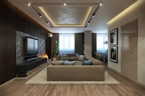 Home N Decor Interior Design : Open Plan Layouts For Modern Homes