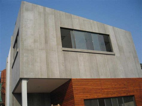 exterior cladding wall cellulose fiber cement board