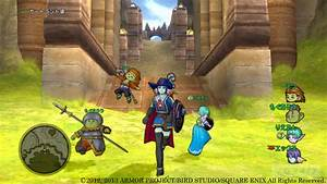 Dragon Quest X Wii U Releasing March In Japan New Screens