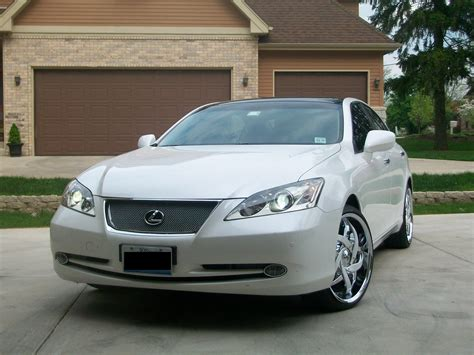 Lexus Es Modification by Gstatuz25 2007 Lexus Es Specs Photos Modification Info