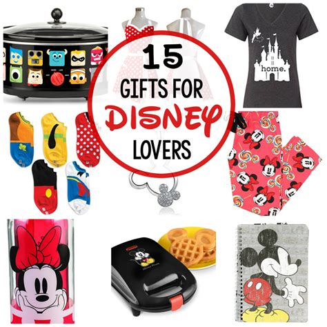 gifts for 15 great gifts for disney lovers fun squared