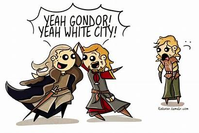 Gondor Stewards Deviantart Boromir Denethor Faramir Favourites