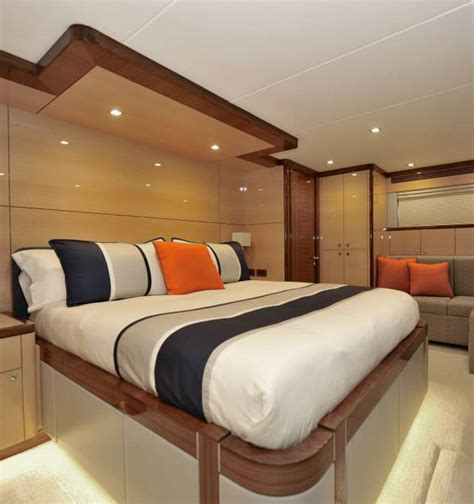custom yacht bedding luxury linens  yacht private jet