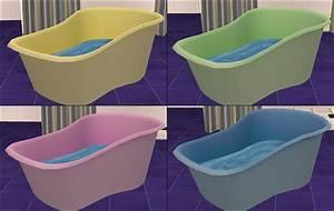 Mod the sims rub a dub toddler tub for Sims freeplay baby bathroom