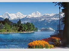 Thun Zwitserland Vakantie Arena
