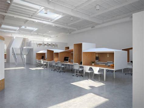 办公室装修之开放办公区 北京装修公司 办公室写字楼装修设计公司 北京海昱隆