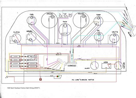 For Mercruiser Wiring Diagrams Engine
