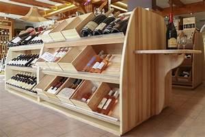 Agencement Cave A Vin : agencement de magasin de vins en haute savoie agencement ~ Premium-room.com Idées de Décoration
