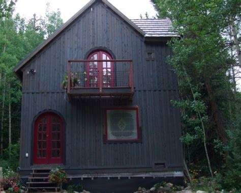 exterior color schemes cabin color scheme