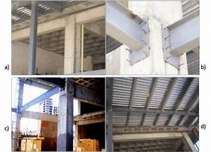 A  Steel And Rc Typical Plant Joint  B  Beam
