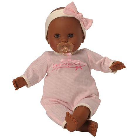 Poupon Mon Bébé Classique Gracieux Rose  Grands Poupons à