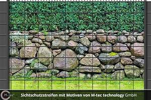 Sichtschutzstreifen Mit Motiv : foto motive f r ihren gitterzaun als sichtschutz ~ A.2002-acura-tl-radio.info Haus und Dekorationen