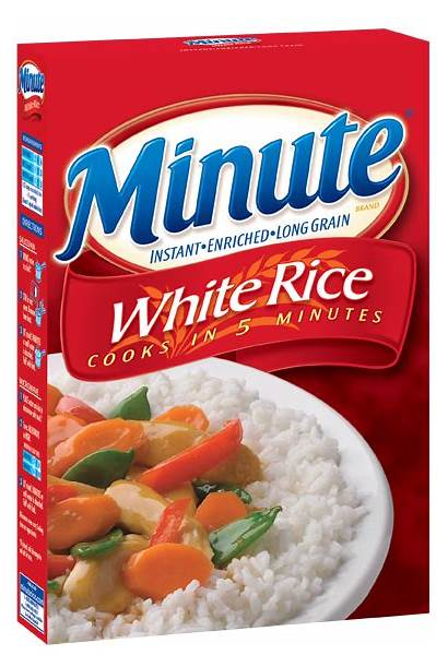 Rice Minute Grain Instant Minuterice Giant Sample