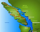 Vancouver Island Facts and map | Birds of a Feather B&B