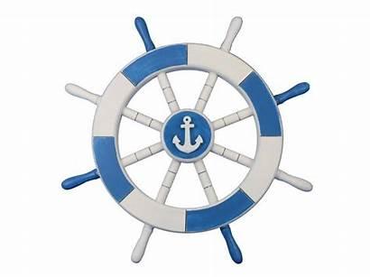 Wheel Ship Anchor Nautical Clipart Clip Decorative
