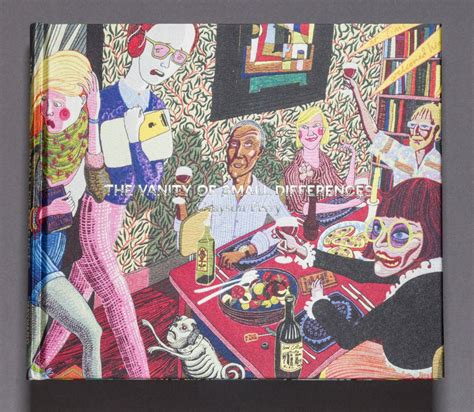 grayson perry the vanity of small differences pony ltd the vanity of small differences