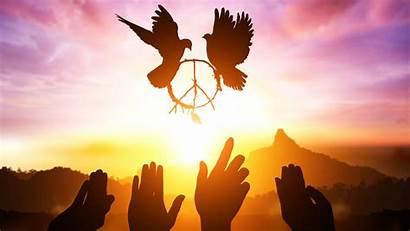 Peace International Nations United Unity Promote Paz