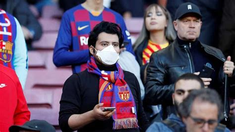 Barcelona tie with Juventus could see fans return, says ...