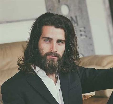 Mens Long Hairstyles   Mens Hairstyles 2017