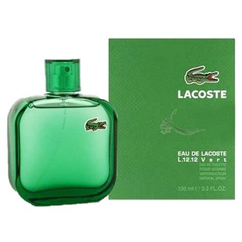 eau de lacoste vert by lacoste eau de toilette spray 3 3
