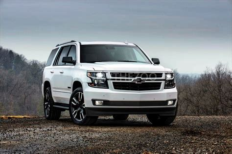 2020 Chevrolet Tahoe Redesign 2020 chevy tahoe release date redesign changes 2019