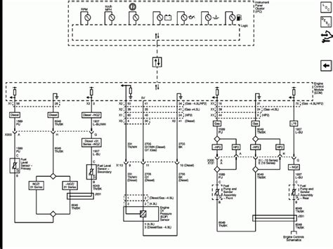 Wiring Diagram 2007 Chevy Expres by 2007 Chevy Silverado Wiring Schematics Wiring Forums