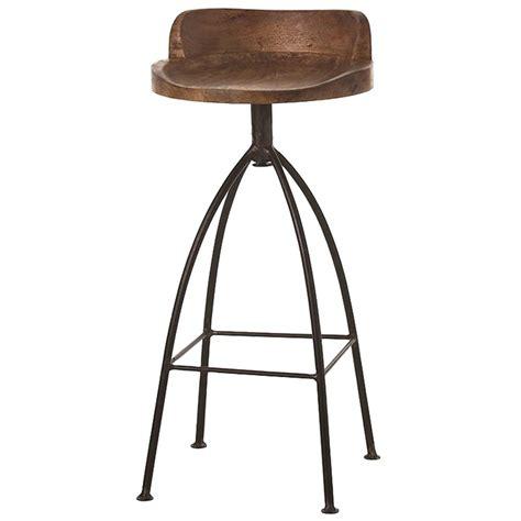 wood and iron bar missoula industrial loft antique wood iron swivel bar