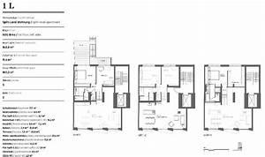 Split Level Haus Grundriss : grundriss 1l split level wohnung tor149 architekturobjekte ~ Markanthonyermac.com Haus und Dekorationen