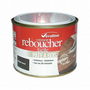 Pâte à Bois De Rebouchage : p te bois ch ne fonc 450 g 342056 veraline ~ Dailycaller-alerts.com Idées de Décoration