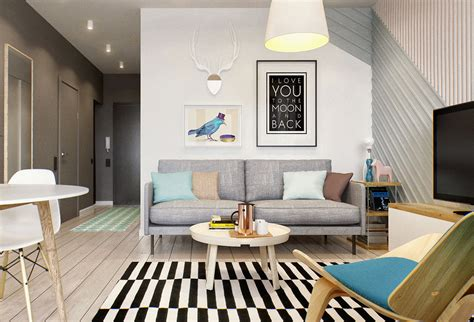 ways  improve  small living room fairborne homes