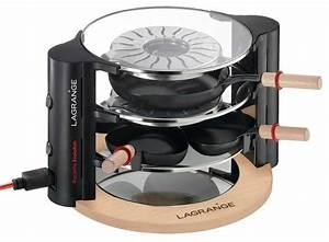 Appareil Raclette Pierrade : notre avis sur les appareils raclette lagrange ~ Premium-room.com Idées de Décoration
