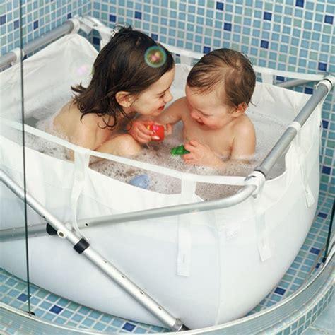 Baignoire Enfant Pliante Pour La Douche Decoclico