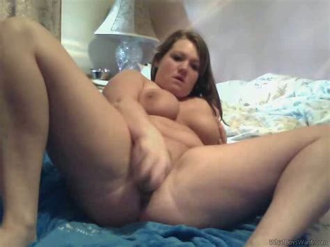 Seductive Bbw Teeny Gf Pokes Her Squirting Pussy With Dildo Mylust Com Video