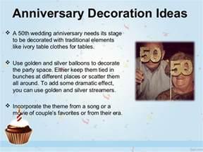 50th wedding anniversary program smart ideas for celebrating 50th wedding anniversary