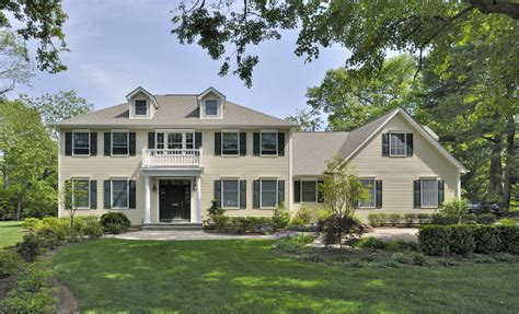 colonial homes colonial modular homes classics with european
