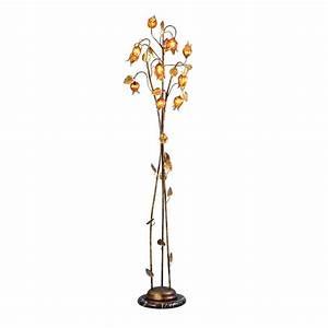 bethel international cv18 1 tulip floor lamp at lowe39s canada With floor lamps lowes canada