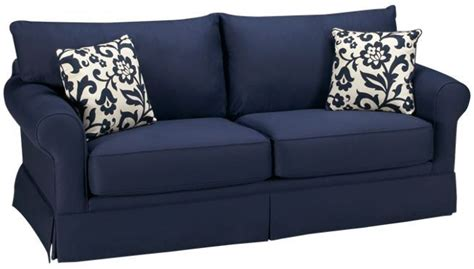 Blue Sofas For Sale by Klaussner Grove Park Sleeper Sofa Sleepers And