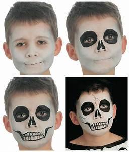 Maquillage Garcon Halloween : 18 id es de maquillages rigolos pour enfants ~ Farleysfitness.com Idées de Décoration