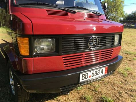 The casting itself is fairly old though this one only dates from around 2005. 1985 Mercedes-Benz 207D Camper Van! Only 16k og miles. Beautiful! No Reserve. - Classic Mercedes ...