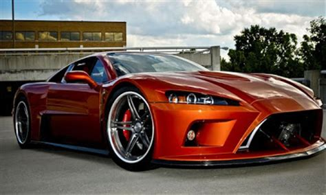 In The Fast Lane With Auto Emporium 10 Exotic Sports Cars