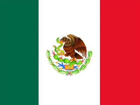 bandera mexicana - Exportou