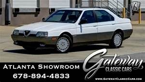 1991 Alfa Romeo 164l  U2014 White For Sale Craigslist