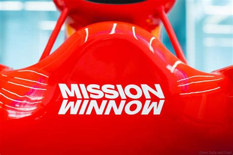 philip morris scuderia ferrari unveil mission winnow