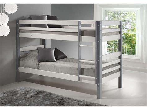 lit superpose enfant conforama lits superpos 233 s 90 x 200 cm tiroir lit en option harry 5 coloris blanc gris vente de lit
